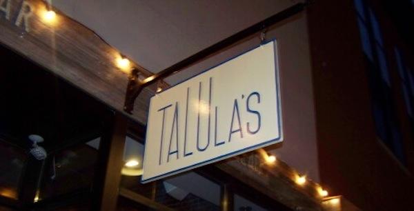 Talula's, Asbury Park