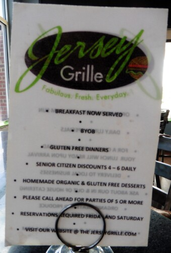 Jersey Grille