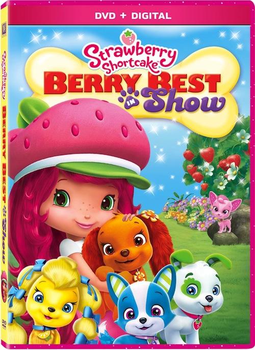 Strawberry Shortcake: Berry Best in Show DVD