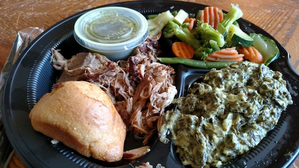 Boston Market Slow Braised Pulled Pork