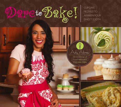 Dare To Bake! cookbook