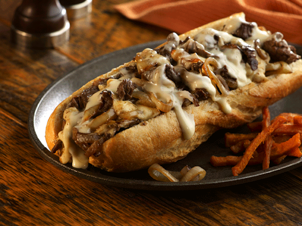 COOPER® Make it Yours Recipe Contest - Philly CheeseSteak