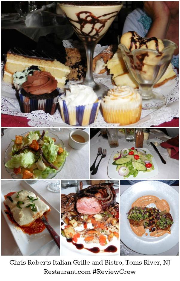 Chris Roberts Italian Grille and Bistro, Toms River, NJ - Restaurant Review – Restaurant.com #ReviewCrew