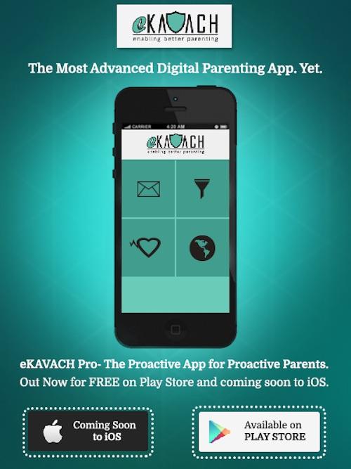 eKAVACH Digital Parenting App