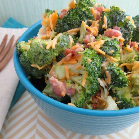 Broccoli Salad Recipe (Ruby Tuesday's Copycat)