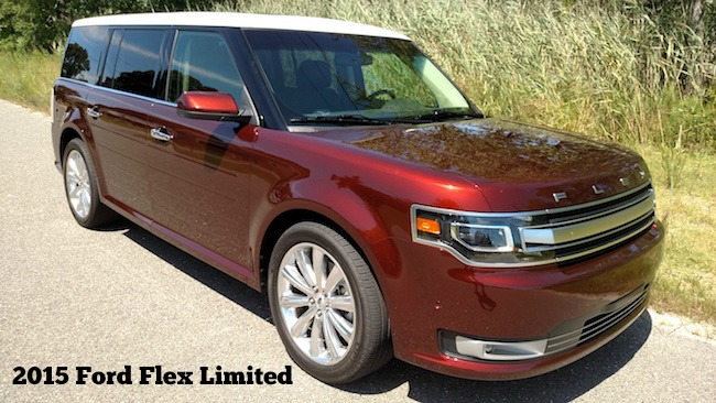 CAR REVIEW - 2015 Ford Flex Limited