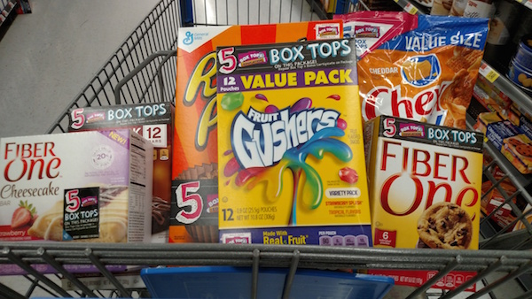 Get Your Kids Involved In The Savings And The Fun With A Box Tops Word Hunt #BTFE
