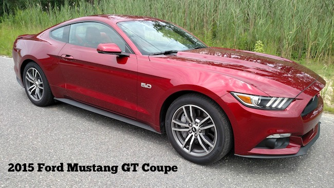 CAR REVIEW - 2015 Ford Mustang GT Coupe