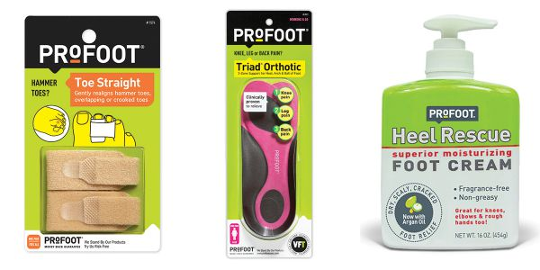ProFoot Footcare Products