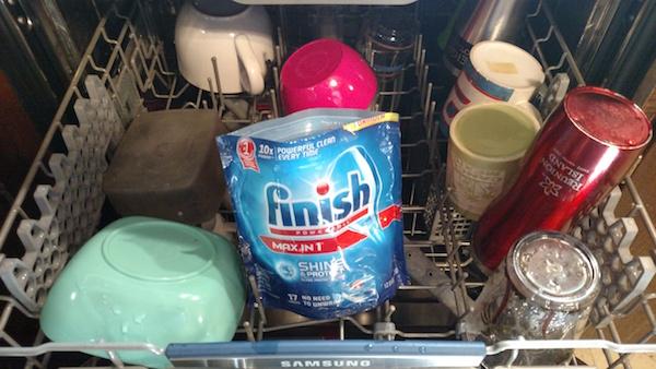 Loading A Dishwasher Properly #FinishMaxIn1