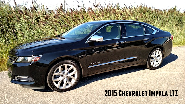 CAR REVIEW - 2015 Chevrolet Impala LTZ