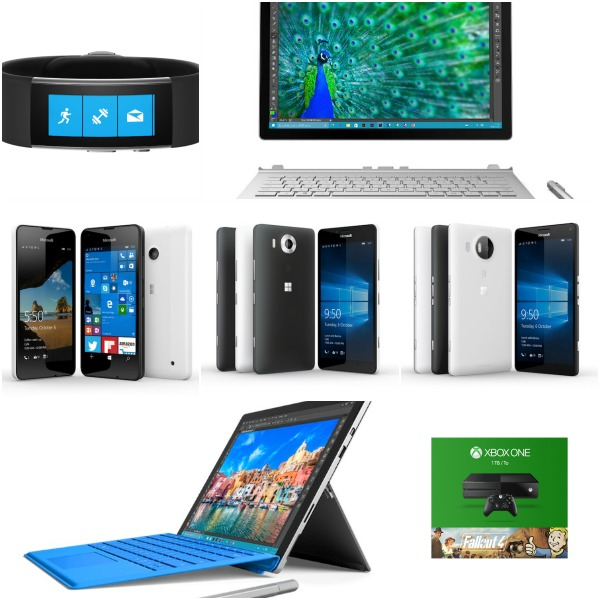 New Microsoft Products Launched Today Make Hot Holiday Gift Ideas #MicrosoftBloggers