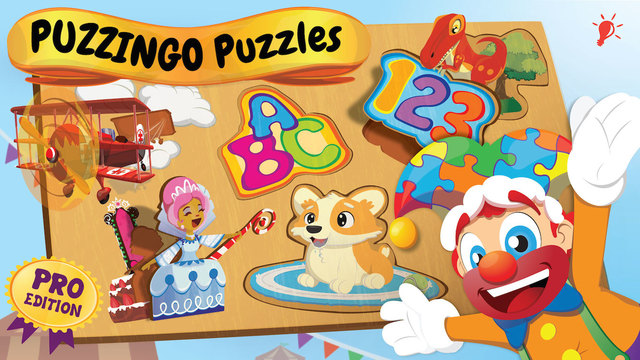 Puzzingo Educational Puzzles Game App - With Giveaway