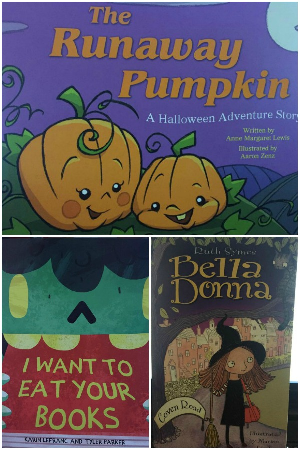 Sky Pony Press Brings 3 Halloween Themed Books to the Shelves Review