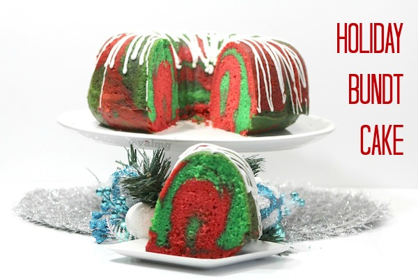 Holiday Bundt Cake Recipe - From Val's Kitchen