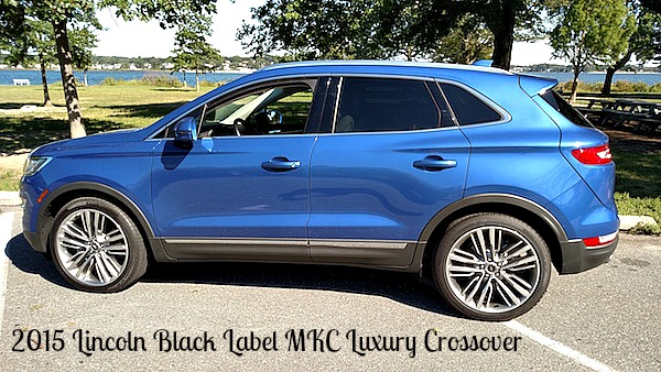Mom Knows It All REVIEW - 2015 Lincoln Black Label MKC Luxury Crossover