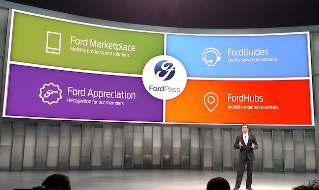 Making Connections And Building Relationships With Ford Pass And Smart Mobility #FordNAIAS