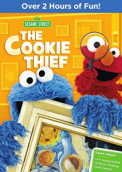 Sesame Street: The Cookie Thief DVD