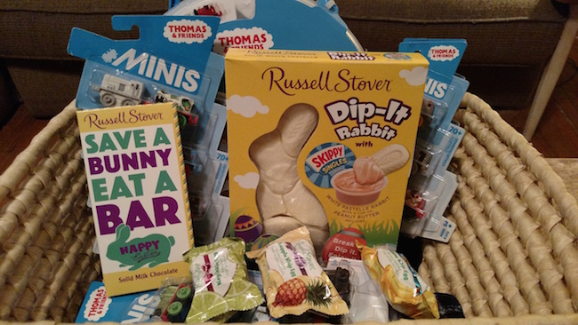 Easter Baskets Made Special And Simple With Russell Stover