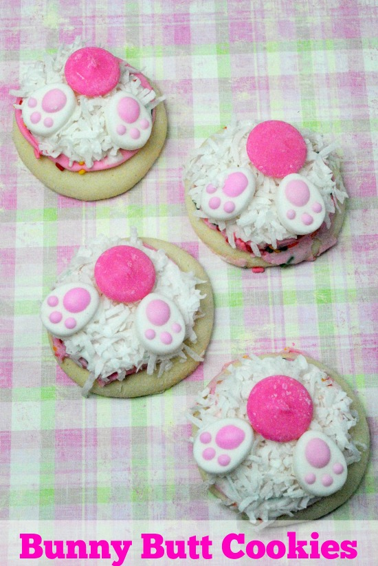 Bunny Butt Cookies recipe - From Val's Kitchen