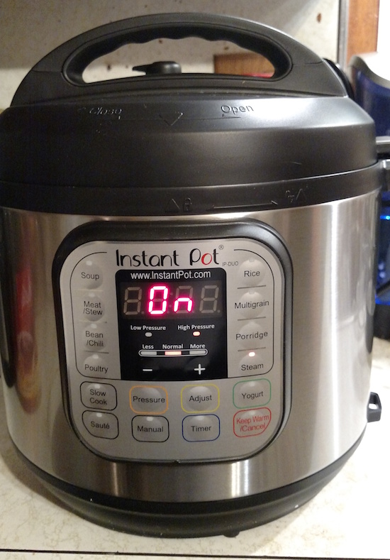 Instant Pot Review And Ziti With Ground Beef Recipe