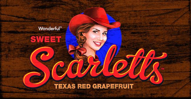 Wonderful Sweet Scarletts Grapefruit logo