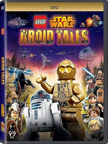 Lego Star Wars: Droid Tales DVD