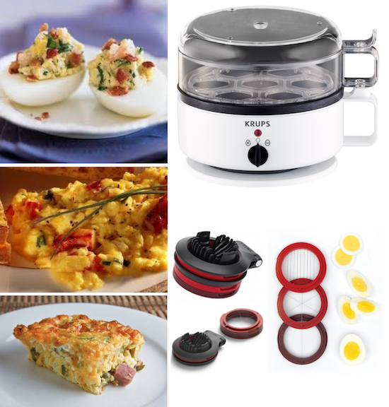 Celebrating National Egg Month With 3 Egg Recipes, KRUPS And T-fal