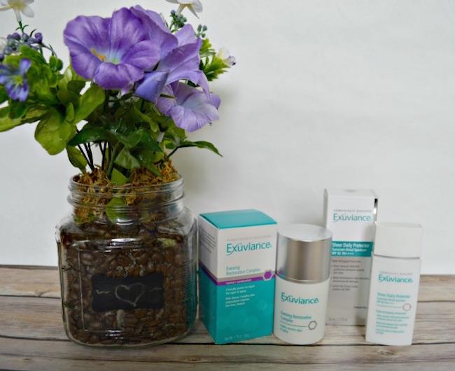 Exuviance Dermatologist Developed Skincare