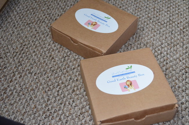 Good Earth Beauty Subscription Box
