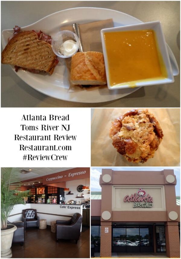 Atlanta Bread, Toms River NJ – Restaurant Review – Restaurant.com #ReviewCrew