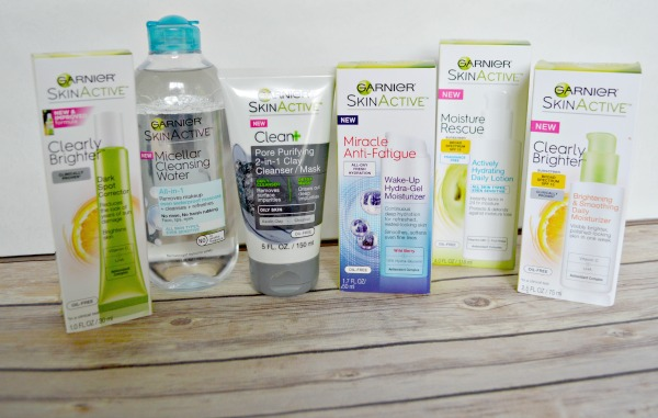 Garnier SkinActive Skincare Review - Mom Knows It All