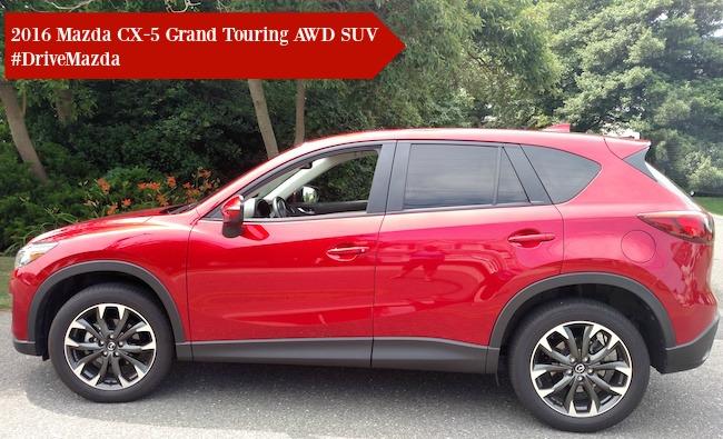 2016 Mazda CX-5 Grand Touring AWD SUV #DriveMazda
