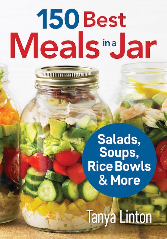 150 Best Meals in a Jar cookbook