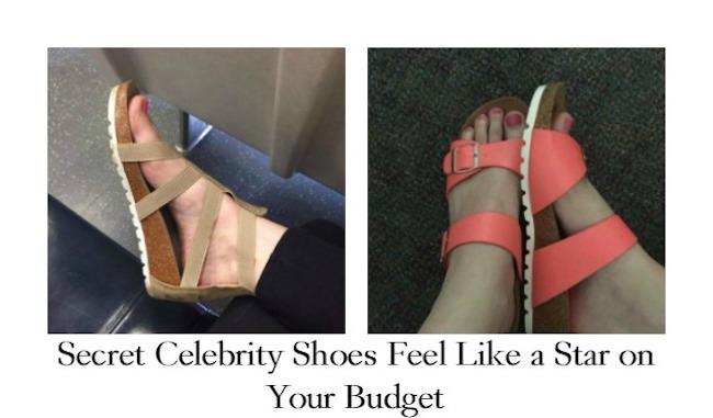 REVIEW - Secret Celebrity Women's Sandals