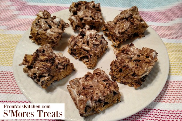 S'mores Treats Recipe From Val's Kitchen