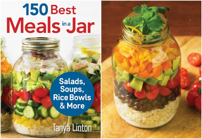 REVIEW - 150 Best Meals in a Jar Cookbook With Santa Fe Rice Bowl Recipe