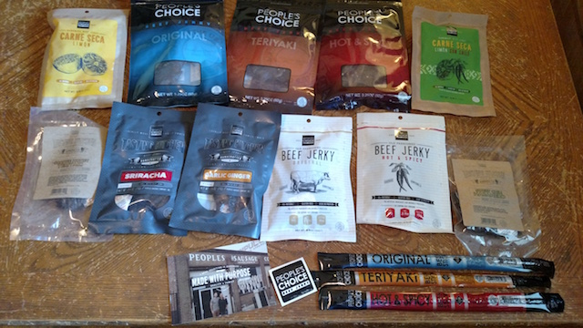 REVIEW - People's Choice Beef Jerky