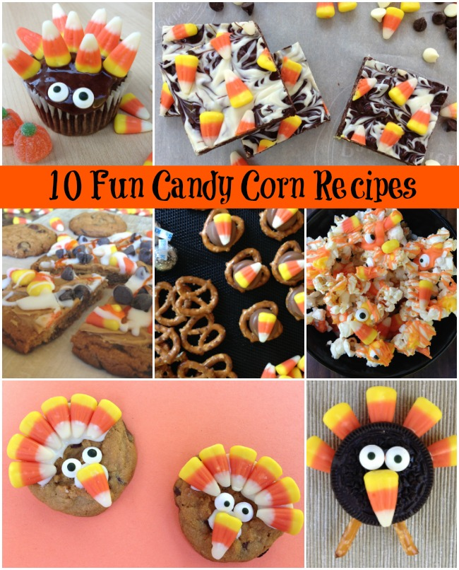 10 Fun Candy Corn Recipes