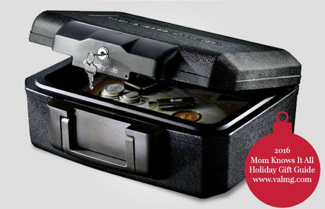 2016 HOLIDAY GIFT GUIDE - SentrySafe 1200 Privacy Lock Chest