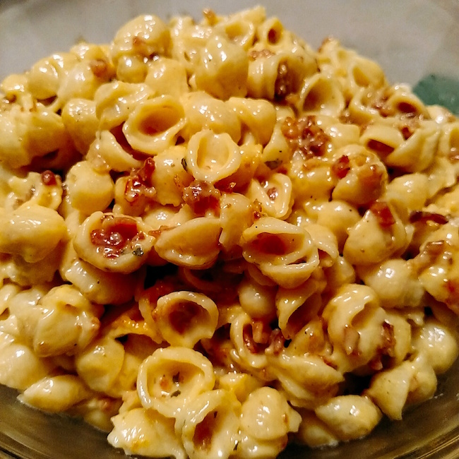 One-Pot Bacon Mac And Cheese Recipe For Ninja 3-in-1 Cooking System From Val's Kitchen