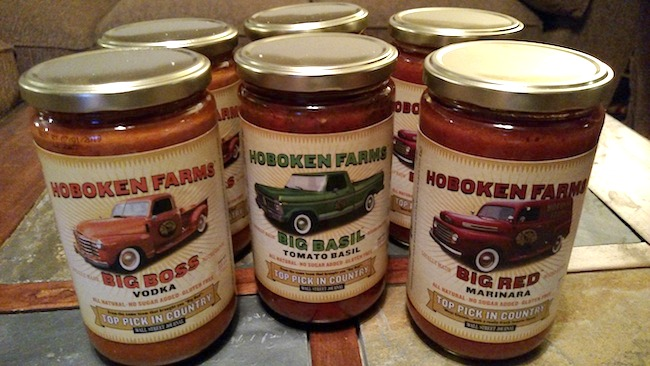 From Val's Kitchen REVIEW - Hoboken Farms Pasta Sauces