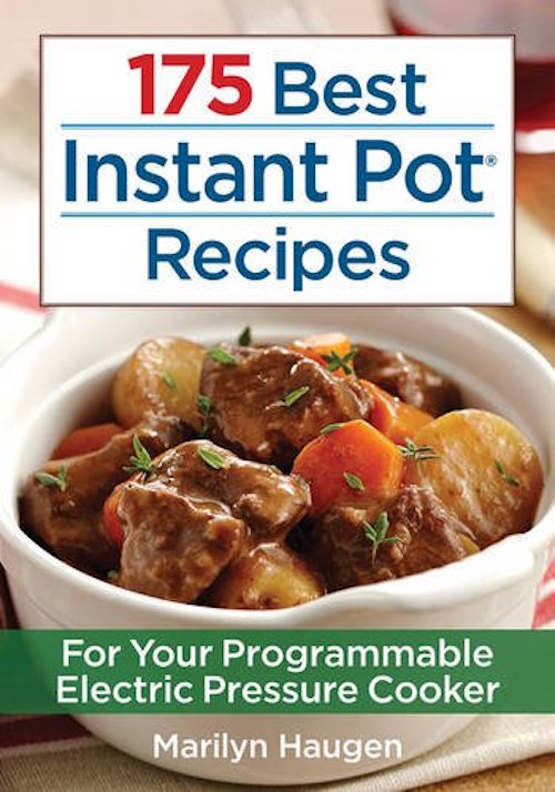 COOKBOOK REVIEW - 175 Best Instant Pot Recipes
