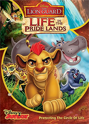 Disney The Lion Guard: Life In The Pride Lands