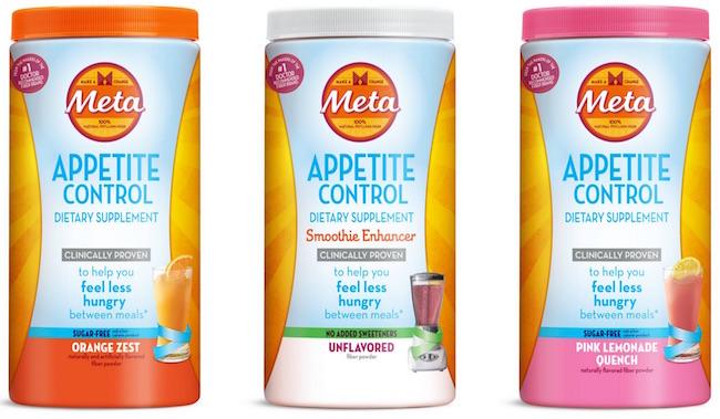 Meta Appetite Control #MetaSnackID