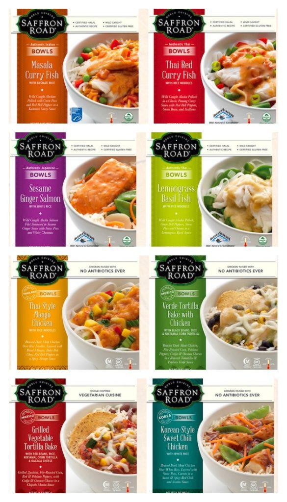 Gluten-free Rice Pudding Recipe And Saffron Road Frozen Bowls & Entrees #MomBlogTourFF