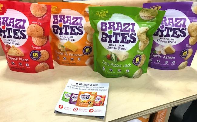 Gluten-free Mini Chicken Pot Pie Snacks And Brazi Bites Giveaway #MomBlogTourFF