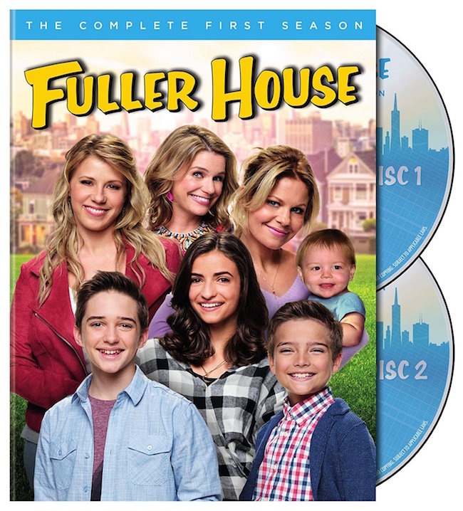 DVD REVIEW: Fuller House: The Complete First Season