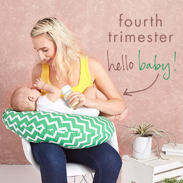 Get A Free 4th Trimester Fashion Concierge With zulily