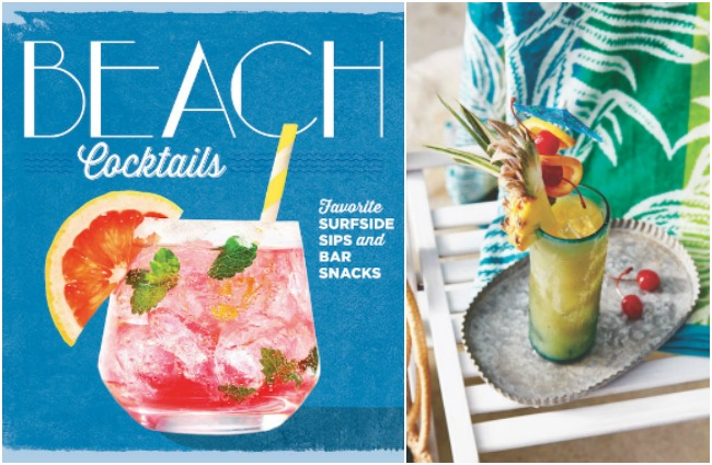 Beach Cocktails - With Planters Punch Recipe